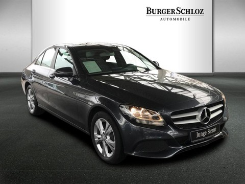 Mercedes-Benz C 180 d