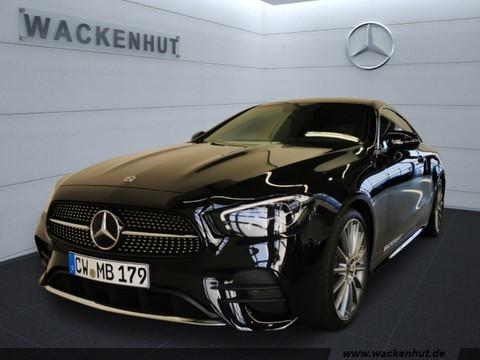 Mercedes-Benz E 300 Coupe AMG Line BUSINESS MBUX-HIGH-END URBAN-GUARD
