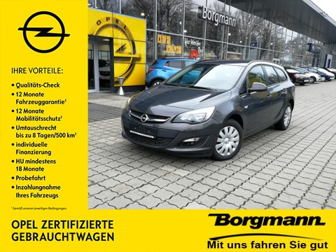 Opel Astra 1.6 ST Edition - -
