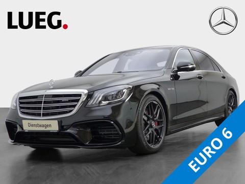 Mercedes S 63 AMG L Excl Exec DrivP