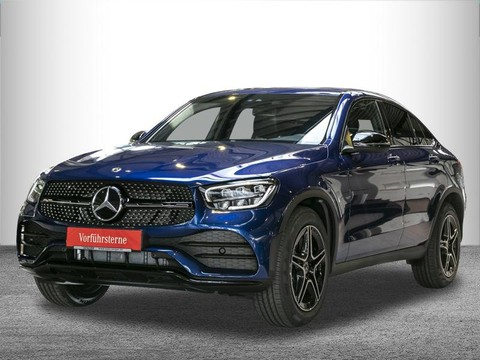 Mercedes-Benz GLC 200 Coupé AMG Night Spur-Paket