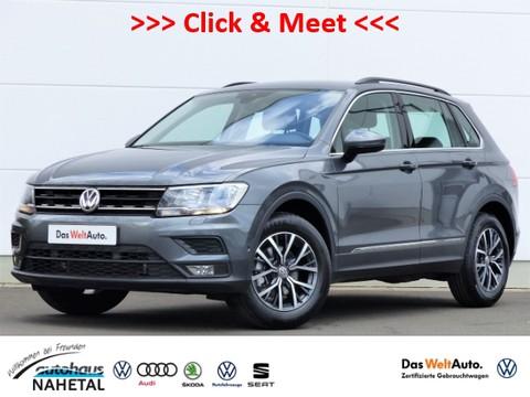 Volkswagen Tiguan 1.5 TSI Comfortline 17 RÜFA PARKLENK LICHT-REGEN