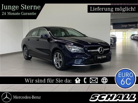 Mercedes-Benz CLA 220 d SB EURO 6C
