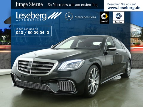 Mercedes S 65 AMG Individual Entert Fond Sitzkomfort Fond