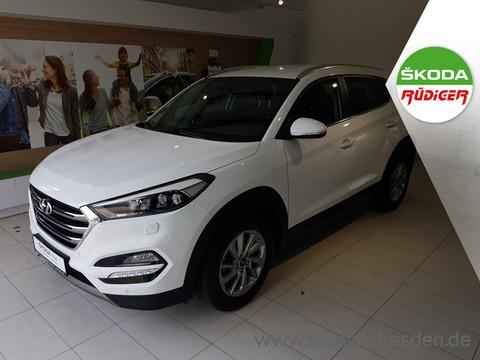Hyundai Tucson 1.6 Advantage