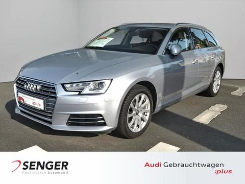 Audi A4 2.0 TDI Avant sport