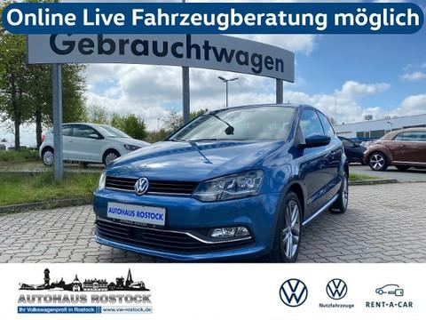Volkswagen Polo 1.0 TSI Allstar