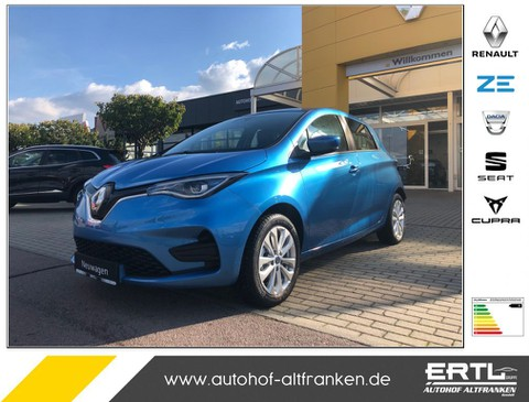 Renault ZOE (ohne Batterie) Z E 50 EXPERIENCE