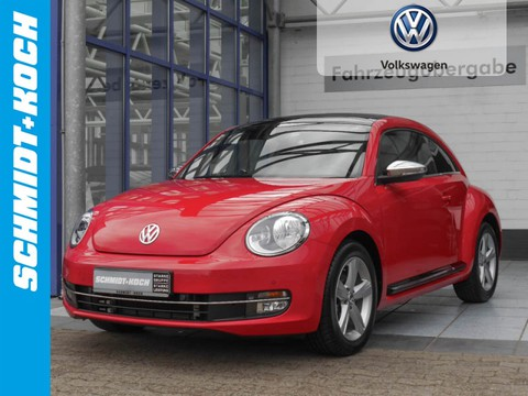 Volkswagen Beetle 2.0 TDI Sport
