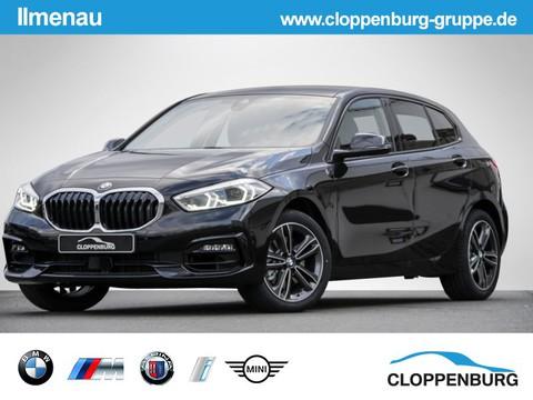 BMW 118 i Sport Line Live Plus