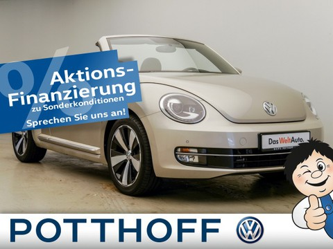 Volkswagen Beetle 1.2 TSI Cabriolet ALLSTAR