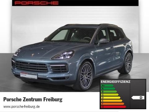 Porsche Cayenne S Panodach 21-Zoll