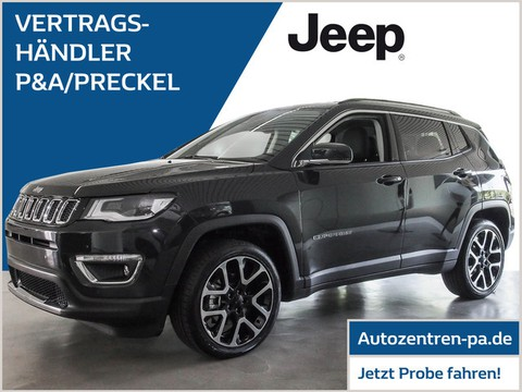 Jeep Compass 1.4 MultiAir Limited belüft Sitze