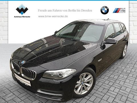BMW 518 d HiFi