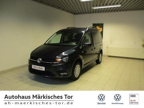 Volkswagen Caddy Plus Paket d