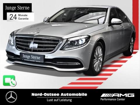 Mercedes-Benz S 450 Sitzklima Distro