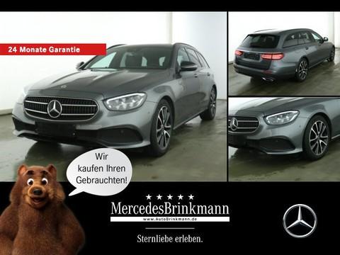 Mercedes-Benz E 200 d T NIGHT MBUX