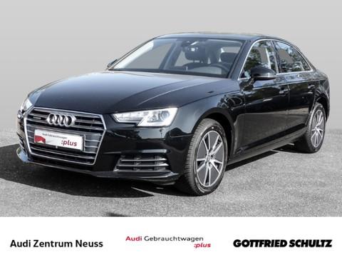 Audi A4 2.0 TDI Lim sport quatt