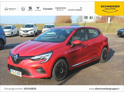 Renault Clio TCe 90 Experience EASY-PAKET EASY-LINK