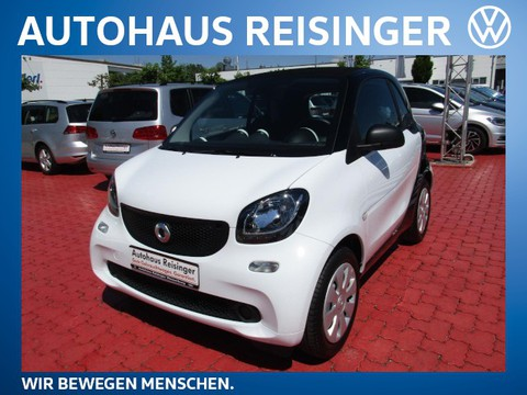 smart ForTwo 1.0 Coupe -