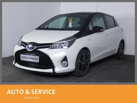 Toyota Yaris 1.5 VVT-i Style Hybrid    