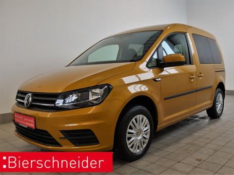 Volkswagen Caddy 2.0 TDI Kombi Trendline TEMPOTMAT