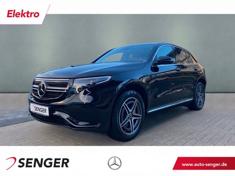 Mercedes-Benz EQC 400 AMG Line