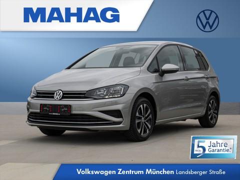 Volkswagen Golf Sportsvan 1.0 TSI UNITED AppConnect LightAssist FrontAssist 16Zoll