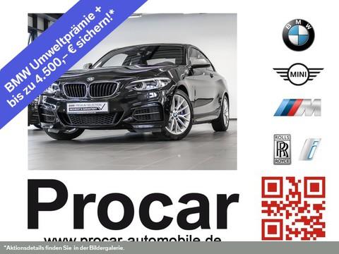 BMW M240i xDrive Steptronic Coupe Leas 542 Euro