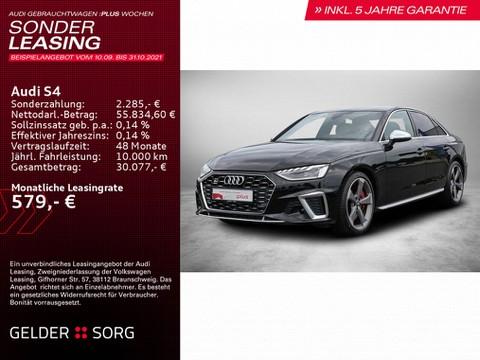 Audi S4 Lim Privacy Brems Rot