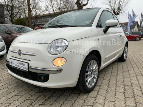 """Fiat 500C 1.2 """"Lounge"""" Freisprecheinric"""
