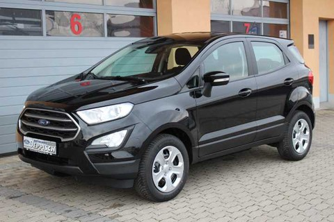 Ford EcoSport COOL&CONNECT EcoBoost