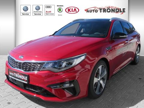 Kia Optima 2.0 T-GDI Sportswagon GT Sport 360Kamera