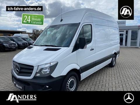 Mercedes-Benz Sprinter 313 KA L2H3 Zusatzh Rampe