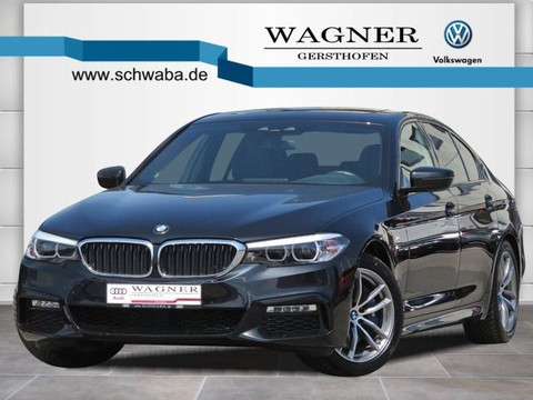 BMW 530 d xDrive M Sportpaket GSD AktivLenk HdUp