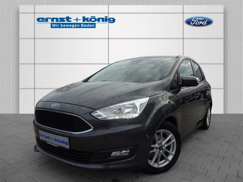 Ford C-Max 1.5 TDCi Cool&Connect Winter Easy DesignP