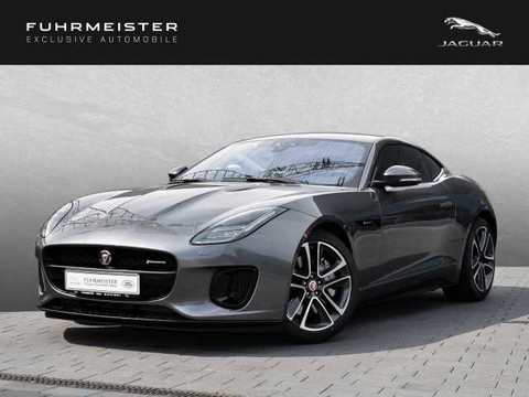 Jaguar F-Type 2.0 Coupe R-Dynamic | Black-Pack | Klimapaket |