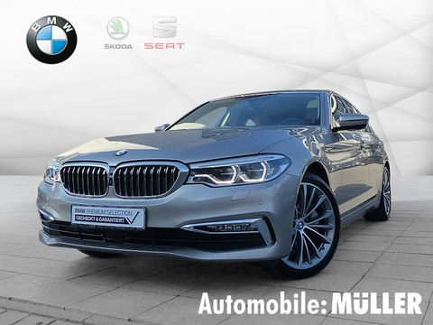 BMW 530 i xDrive Limousine Luxury Line Night Vision