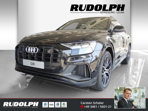 Audi Q8 50 TDI qu S line