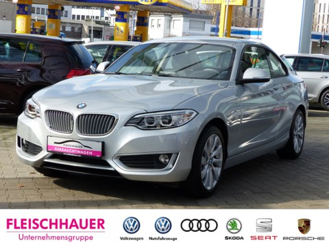 BMW 220 i Coupe