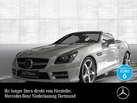 Mercedes SLK 300 designo AMG Magic Sky Harman