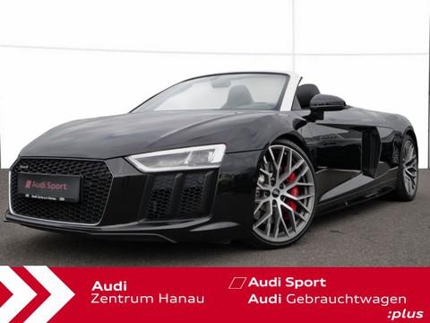 Audi R8 Spyder RWS SPORT-AGA INTERFACE