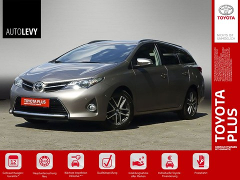 Toyota Auris Touring Sports 2.0 D-4D Edition