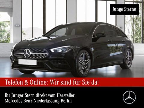 Mercedes-Benz CLA 200 SB AMG Laderaump Spurhalt