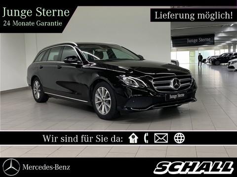 Mercedes-Benz E 220 d T AVA WIDE