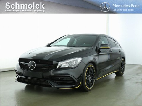 Mercedes A 45 AMG SB Yellow Night Edition Driver`s-P