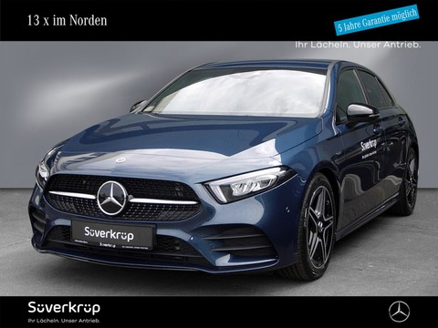 Mercedes-Benz A 200 d AMG NIGHT EDITION ASSISTENZ-SYS MBUX