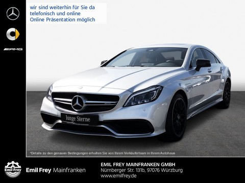 Mercedes-Benz CLS 63 AMG S Carbon Drivers-Pack
