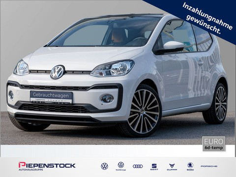 Volkswagen up 1.0 TSI high up maps&more
