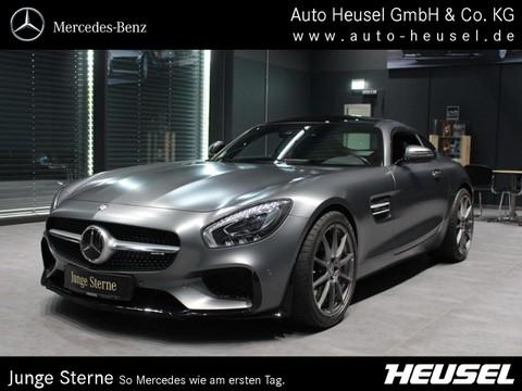 Mercedes-Benz AMG GT S Edition1 designo Heckflügel